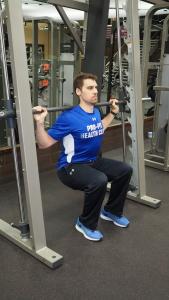 smith machine squats  exercise technique  definition