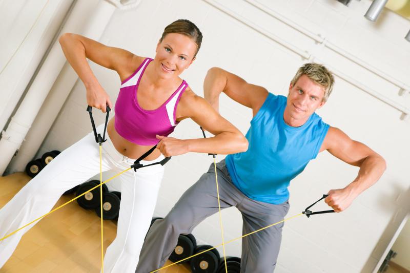 Resistance Bands Workout Program Freetrainers Com Workout Plans